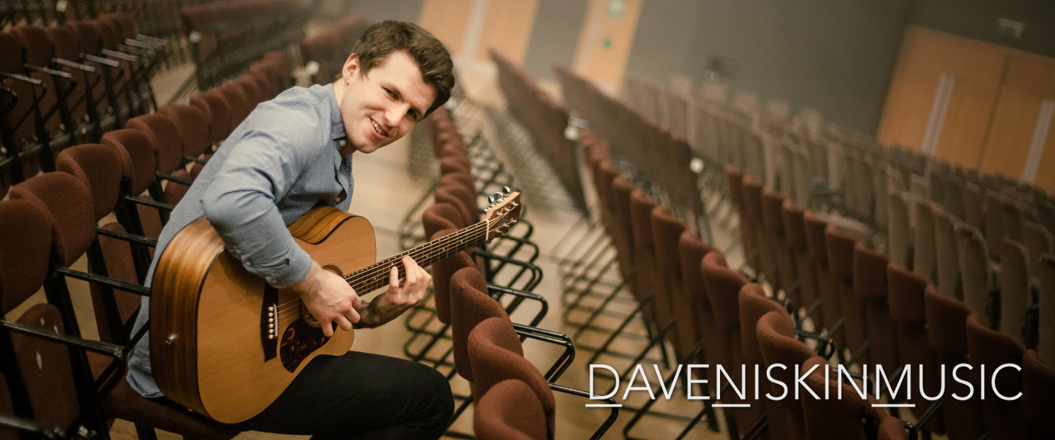 Dave Niskin Music - UK Session Guitarist, guitar teacher/tutor, Cambridge / London